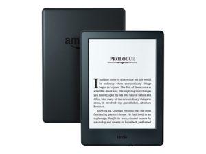 E bogslæser fra Amazon Kindle